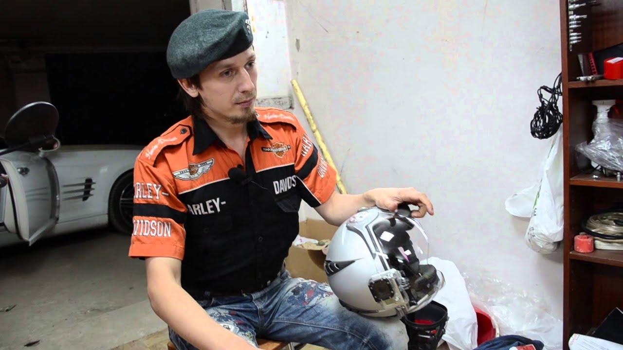 Топ 5 экшн камер для мотоцикла [новогодний выпуск] - YouTube