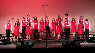 Spring Concert 2014: Madrigals (What If I Never Speed)