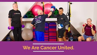 We are Cancer United.