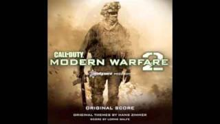 Call of Duty Modern Warfare 2 soundtrack- Code of Conduct Hans Zimmer