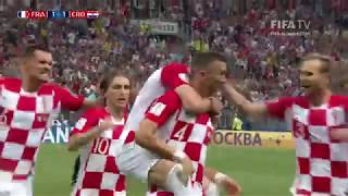 France v Croatia 2018 FIFA World Cup™ FINAL HIGHLIGHTS