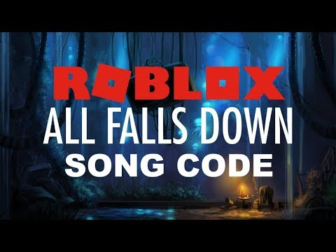 roblox---all-falls-down-song-code-id