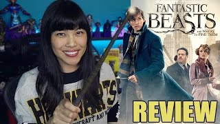 Fantastic Beasts and Where to Find Them | Movie Review (No Spoilers)