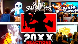 All Reactions to Smash Bros. Trailers & Nintendo Directs (Rewind 2019) - Super Smash Bros. Ultimate