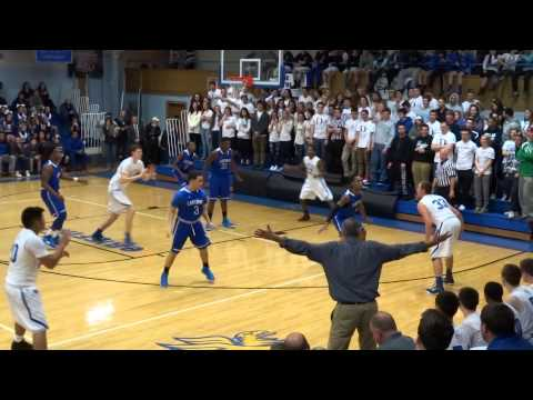 Mike Boice basket and the foul