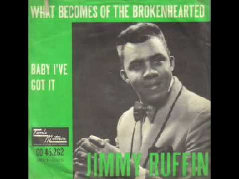 Jimmy Ruffin - What Becomes Of The Brokenhearted - acapella version