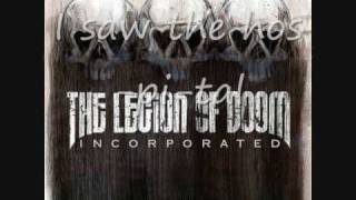 the legion of doom the quiet screaming with lyrics