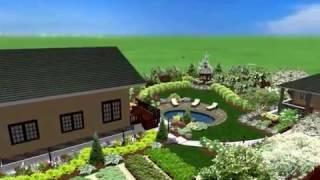 Ландшафный дизайн, 15соток(, 2013-06-14T20:23:34.000Z)
