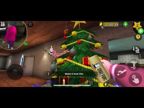 Scary Teacher 3D: Chapter 3 The Christmas Shenanigans [Episode 2] Christmas Debacle