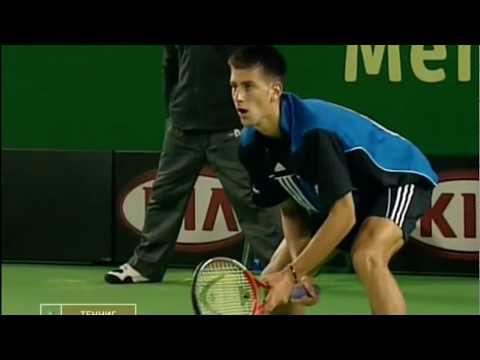 23 - First Grand Slam 2005 - Djokovic vs Safin - AusOpen