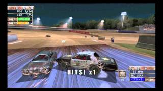 test drive eve of destruction xbox 360 gameplay