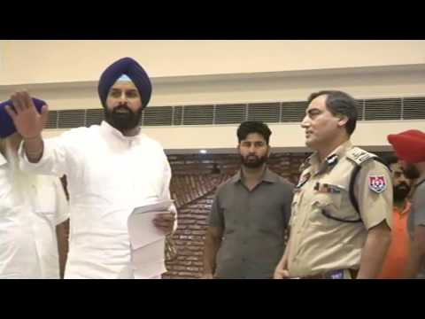 Bikram Singh Majithia Face Anger of The People at Police Public Meet in Amritsar