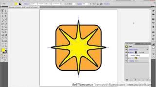 Adobe Illustrator. Урок 15. Динамические эффекты. (Бориса Поташника)