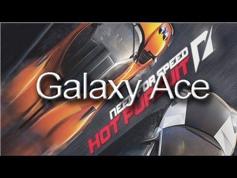 Need For Speed Hot Pursuit For Samsung Galaxy Ace GT-S5830