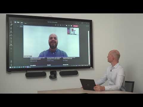 ClickShare Conference – App-based conferencing with the ClickShare Desktop App
