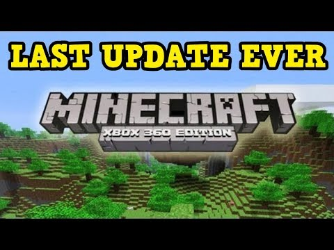 Goodbye Minecraft Xbox 360 TU70 OUT (Last Update)