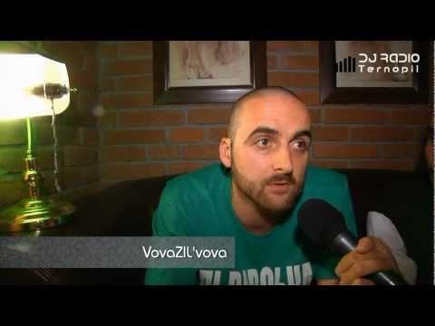 VovaZiL'vova - Pudra Club - Репортаж DJ Radio Ternopil