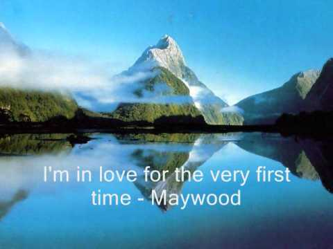 MayWood I'm in love for the very first time