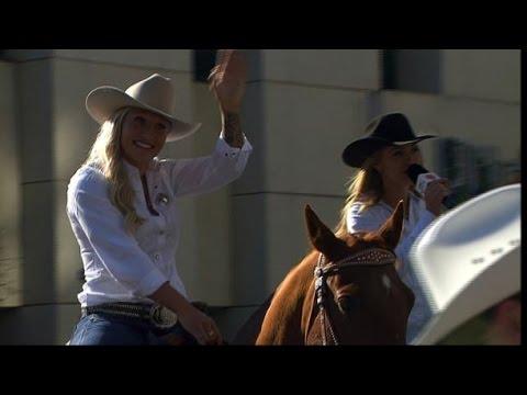 Calgary Stampede: The Parade