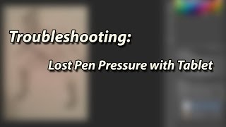 Troubleshooting Your Wacom Tablet for Lost Pen Pressure