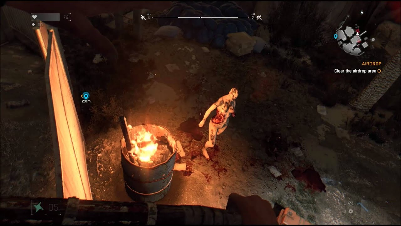 Dying light take over the second airdrop youtube ccuart Images