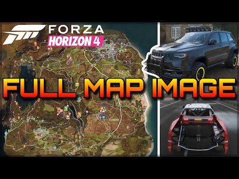 Forza Horizon 4 | FULL MAP, Motorway Gameplay, Offroad Bodykits, Adventure Mud Park & MORE!!