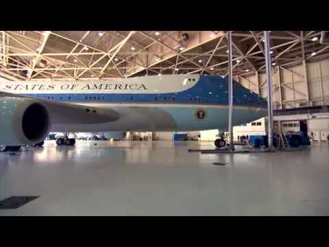 Air Force One: From Nose to Tail (EXCLUSIVE)