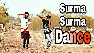 Surma Surma | dance video | Guru Randhawa | DDA dance academy | choreography by Sachin arya