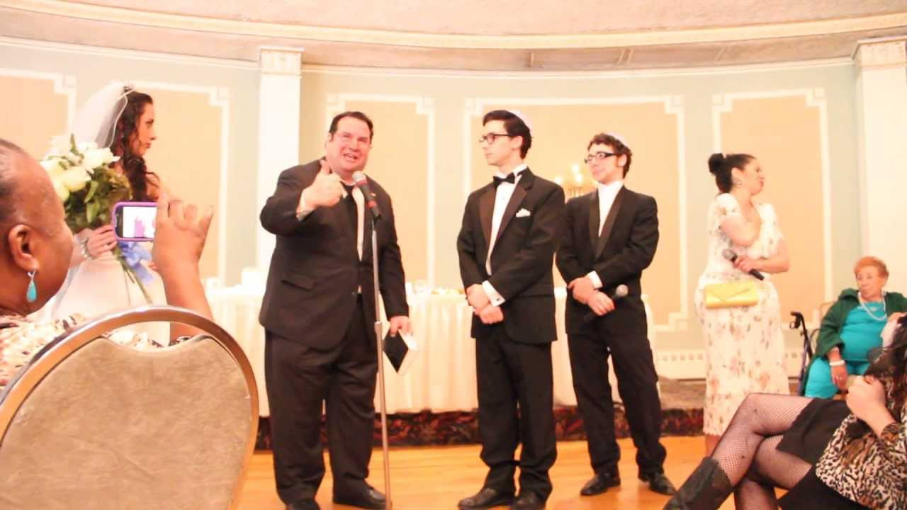 Ira Isabella S Jewish Italian Comedy Wedding Is A 3 Ring Circus