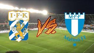 Vlogg IFK Göteborg Malmö FF. Tack för denna säsongen och tack Tobbe. Sista vloggen 2018 :(