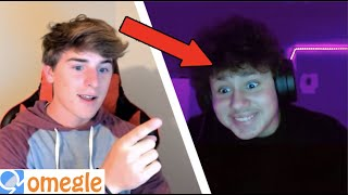 Guessing Peoples Names CORRËCTLY Prank on Omegle!