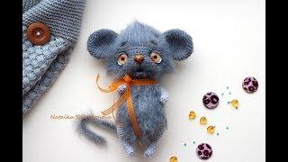 Мастер-класс по вязанию мышки