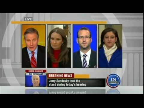 Miami Attorney David Seltzer on TruTV In-Session Talking about Sandusky- February 10, 2012