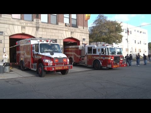 FDNY Firehouse's Queens New York City