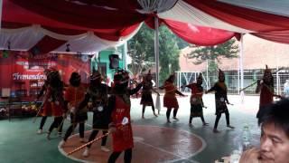 TARI GANTAR 12 IIS 1 PAGELARAN SENI SMAN 7 BEKASI 19/02/2016