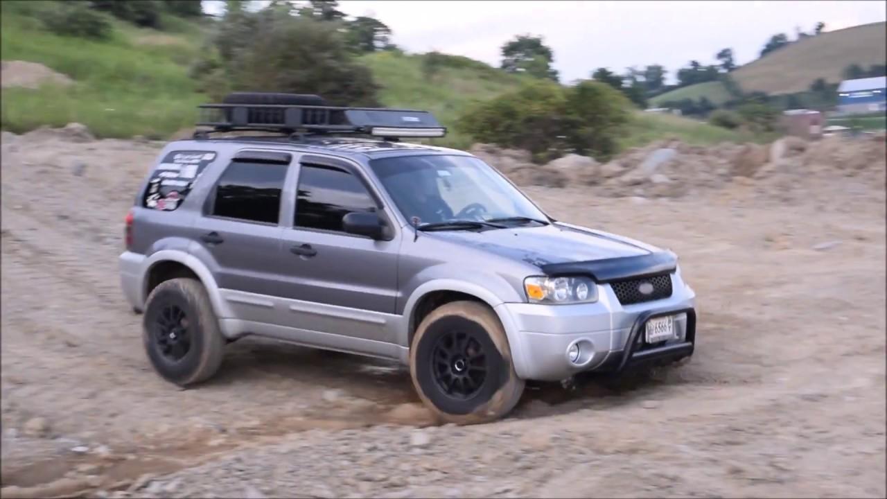 Ford Escape Lift Kit Review - XL Race Parts