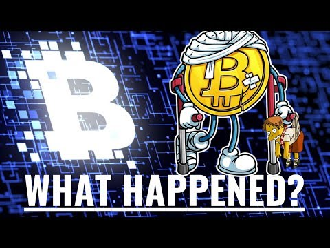 What is Happening to Bitcoin?