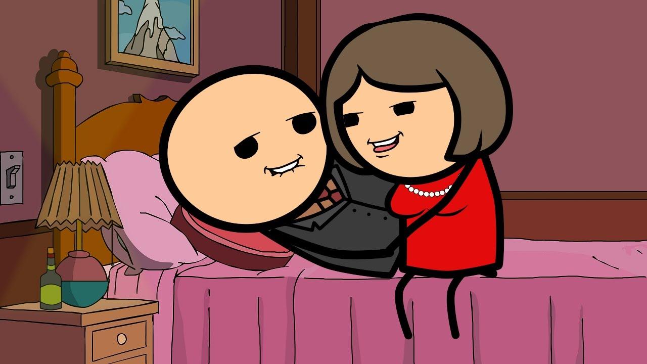 Секс фото мультфильм