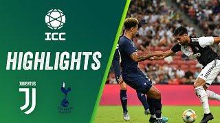 Kane mit Hammer von der Mittellinie! Juventus vs. Tottenham Hotspur 2-3 | Highlights ICC 2019