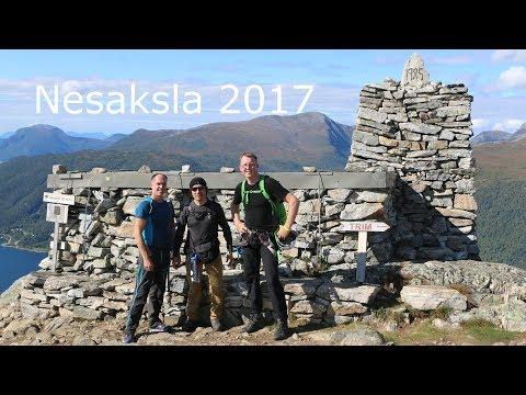 Nesaksla 2017 September (HD Documentary) 708 m.o.h Åndalsnes-Norway