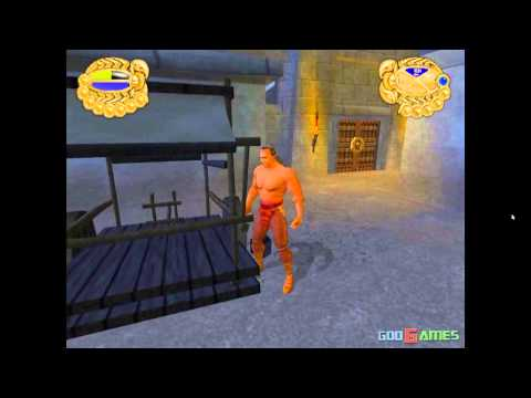 Scorpion King: Rise of the Akkadian - Gameplay PS2 HD 720P