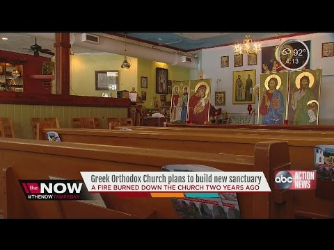 St. Raphael, Nicholas and Irene's Greek Orthodox Church to get new home soon