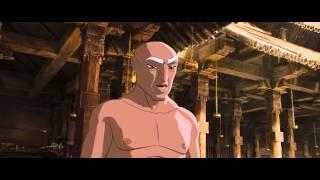 Arjun the warrior prince - Guru Dakshina scene