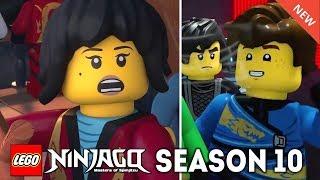 LEGO Ninjago Season 10 Teaser Trailer Revealed!! (March of the Oni)