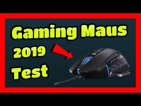 Gaming Maus 2019 Von SilverCrest Was Kann Die Gaming Maus Alles ???