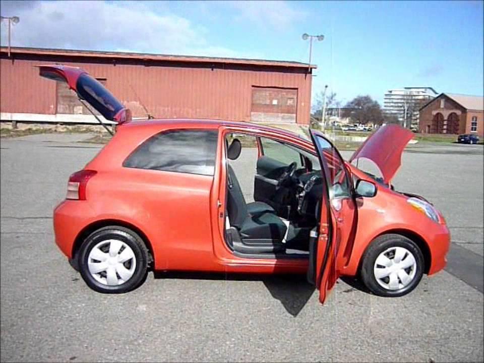 2006 Toyota Yaris   Automatic   4Cyl. 2Door Hatchback   $4995    Www.MalibuMotorsVictoria.com   YouTube