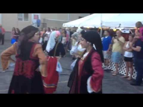 Greek Fest kicks up its heels