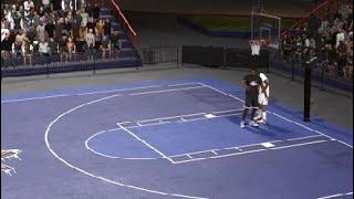 TREE ROLLINS VS. DEANDRE JORDAN | NBA 2K18 Challenge