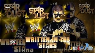 WWE: Written In The Stars (Stardust) by Jim Johnston + Custom Cover And DL