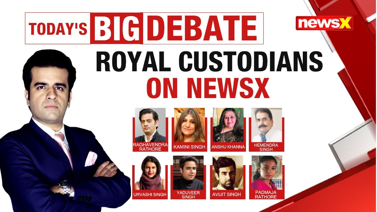 NewX features 'Royal Custodians' with Uday Pratap Singh